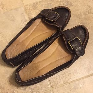 EUC J.Crew Driving Loafers